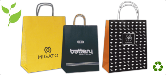 Eco-Friendly Carrier Bags
